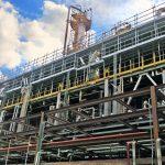 Stabilimento Basell – Ponteggio Multidirezionale SM8